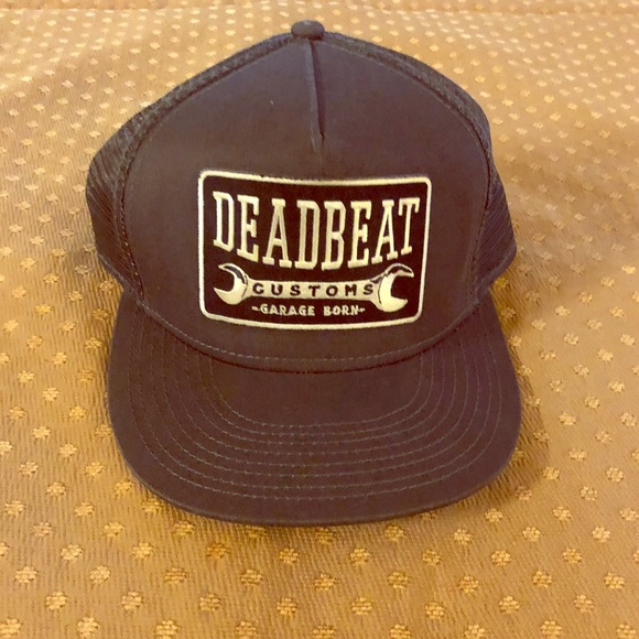 Fantastic Deadbeat Customs Garage Hat SnapBack